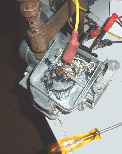 Bosch air flow meter restoration: summary Boscha11