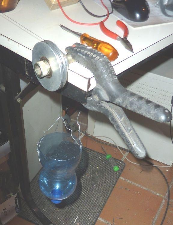Bosch air flow meter restoration: summary Boscha12