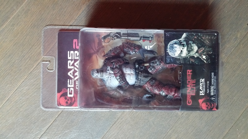 [VDS] Collection Gears of War 20160314