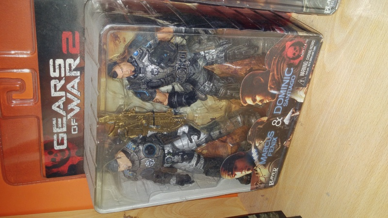 [VDS] Collection Gears of War 20160324