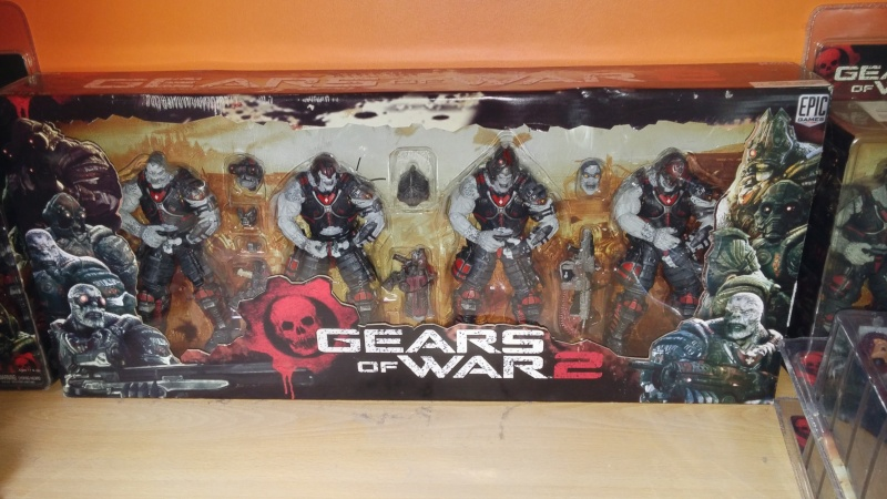 [VDS] Collection Gears of War 20160325