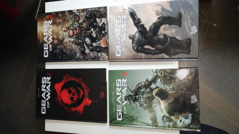 [VDS] Collection Gears of War 20160336