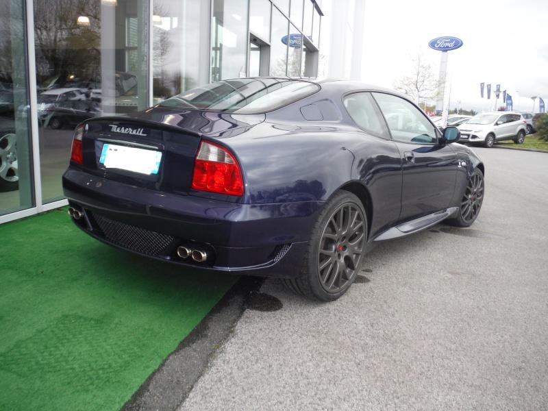 Ducati -> Maserati Maseph14