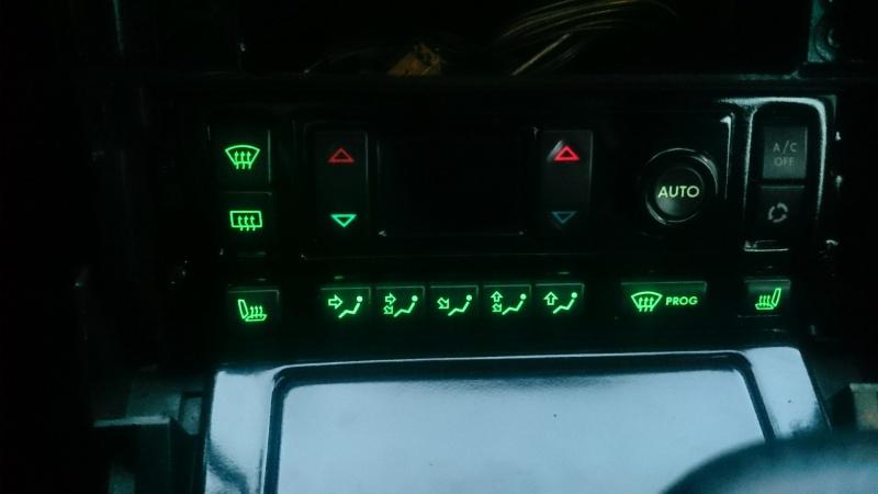 remise à neuf éclairage et console central plus evac 12842513