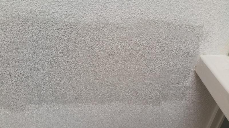 Rénovation plafond en goutellette suite suppression cloisons 2016-013