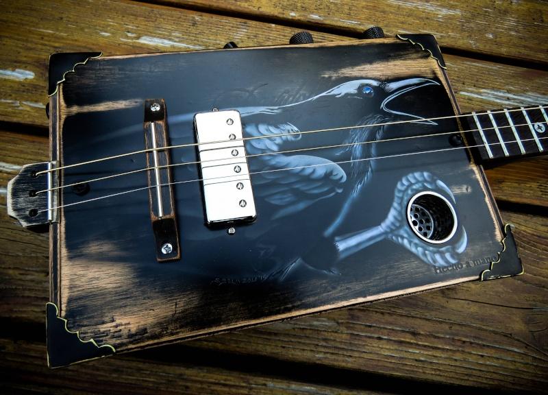 Oogie Guitars 212