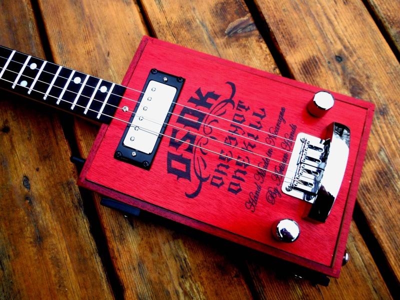 Oogie Guitars 214