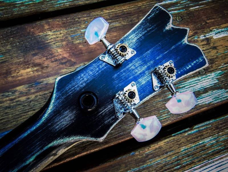 Oogie Guitars 710