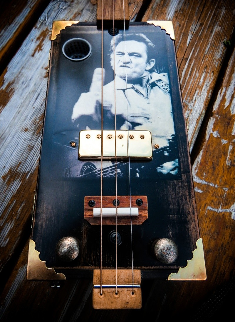 Oogie Guitars Lr-113