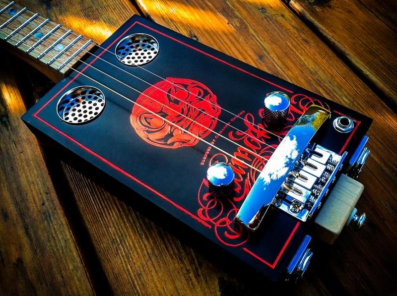 Oogie Guitars Lr-2112