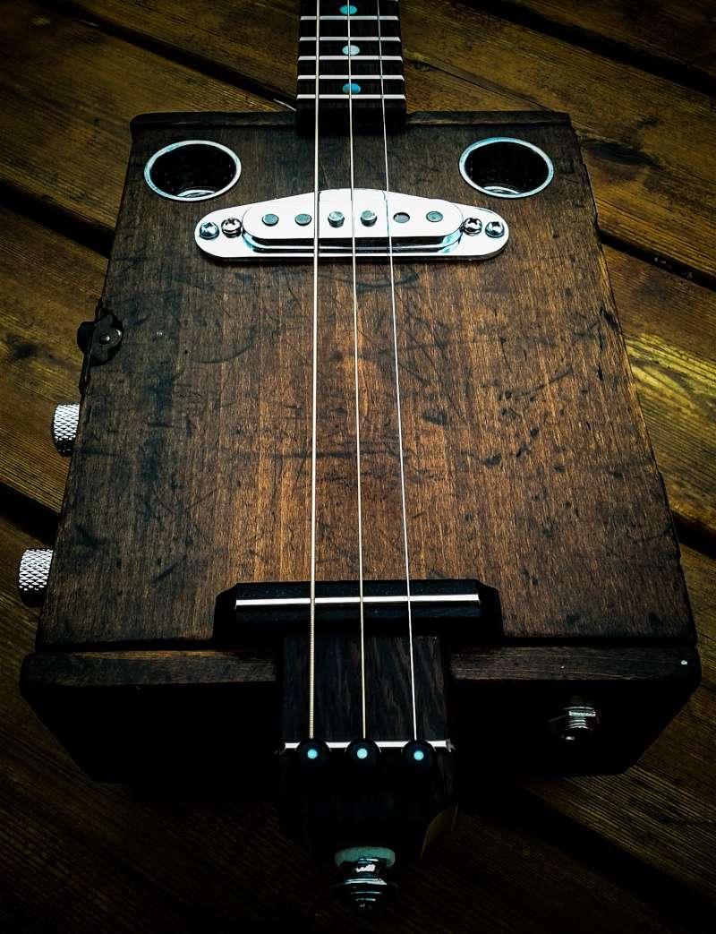 Oogie Guitars Lr-213