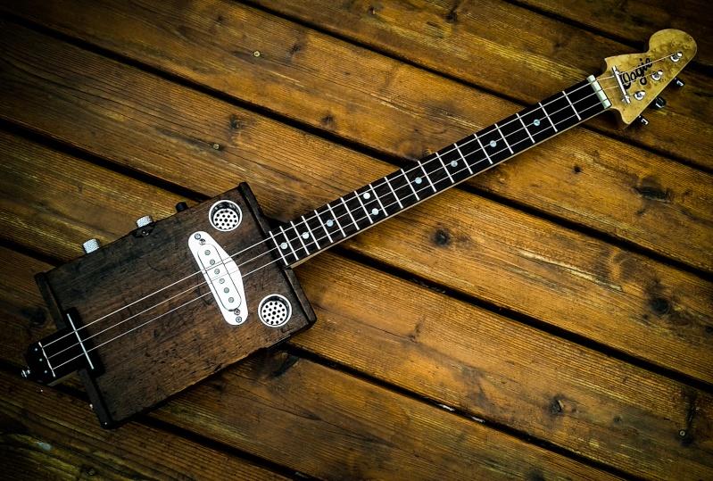 Oogie Guitars Lr-810