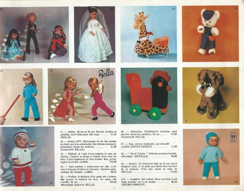 Catalogue Noël 1971 des Galleries de Juvisy Galeri10