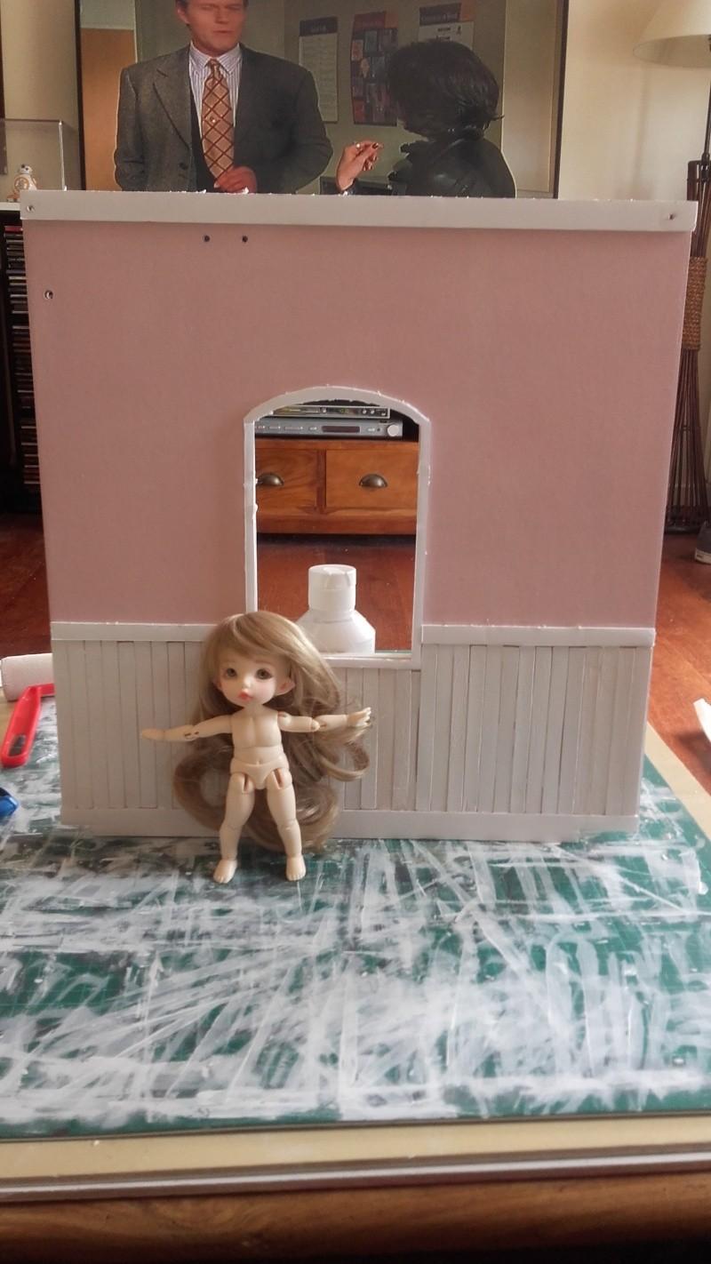 Projet Dollhouse : ma maison au 1/6 - remontage p2 20160525