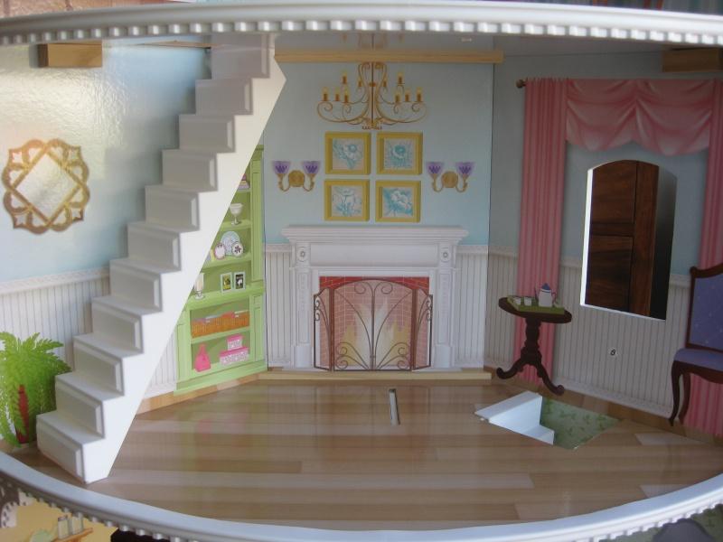 Projet Dollhouse : ma maison au 1/6 - remontage p2 Img_3837