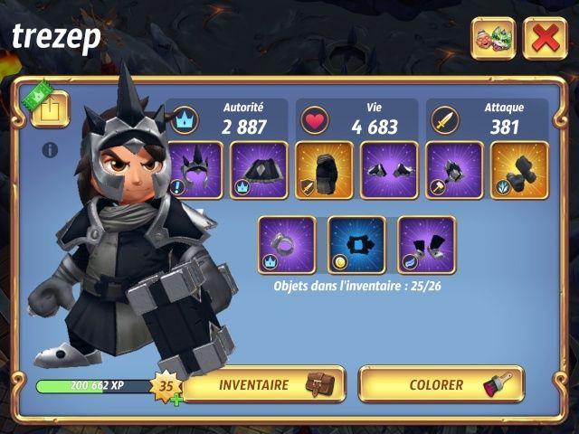Trezep niv 35 dans Le lion noir 2 Image18