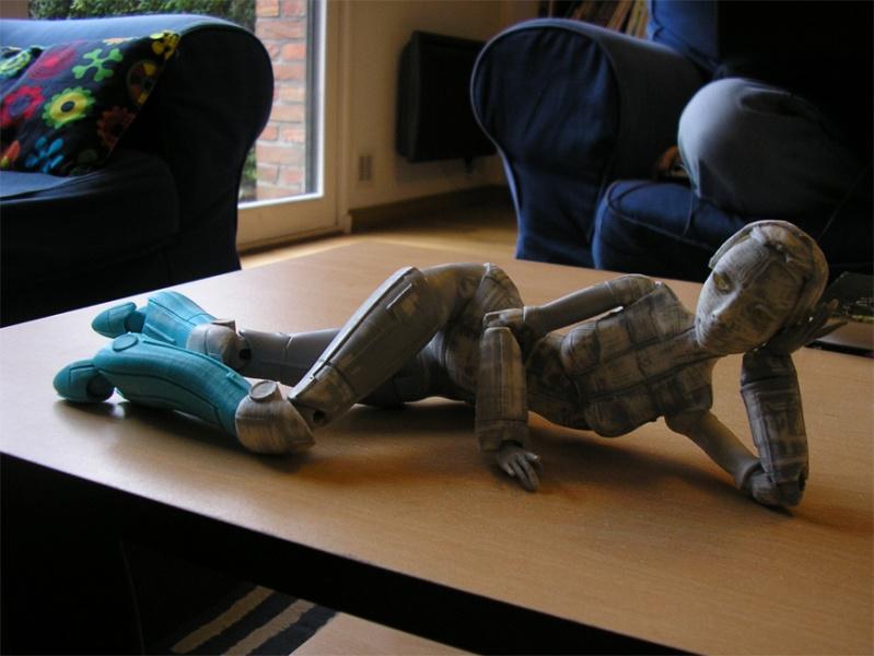 [3D Robotica] Assemblage test Roboti10