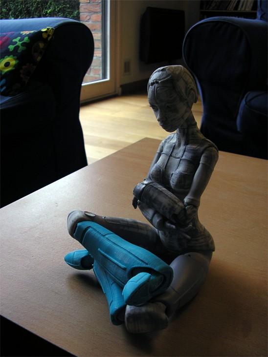 [3D Robotica] Assemblage test Roboti11