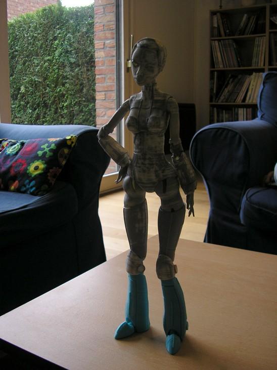 [3D Robotica] Assemblage test Roboti12