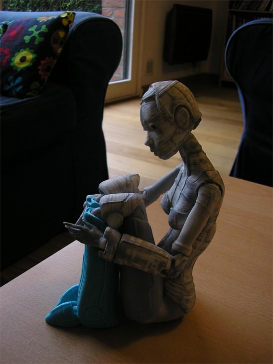 [3D Robotica] Assemblage test Roboti13
