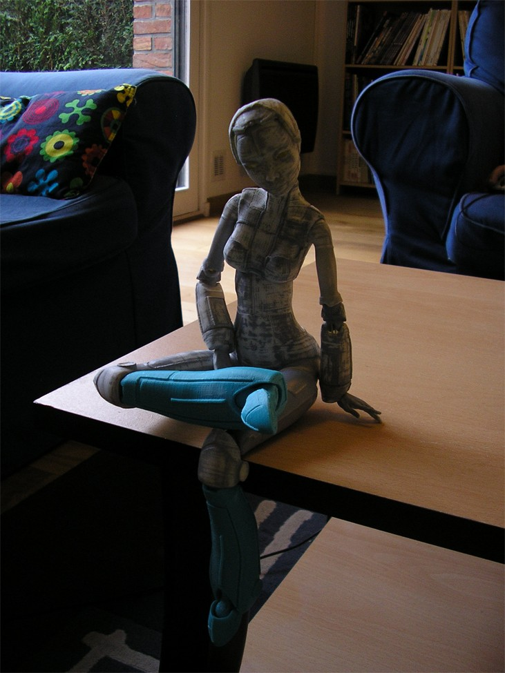 [3D Robotica] Assemblage test Roboti14