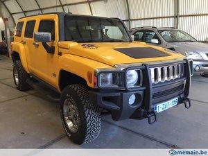 Aimez vous le Hummer en couleur jaune ? Hummer10