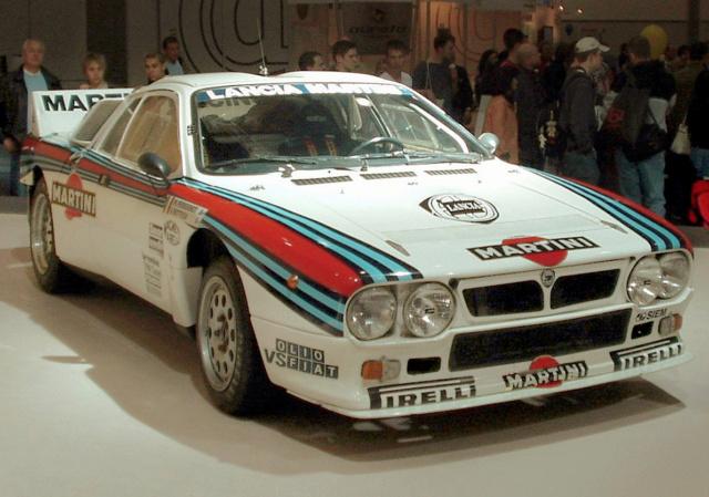 Un merveilleux jouet Lancia27