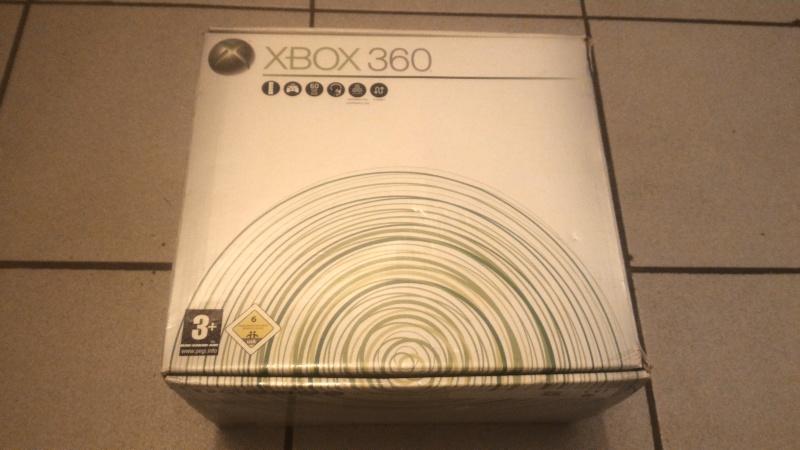 PS2 Fat pucée + Xbox 360 Fat P_201627