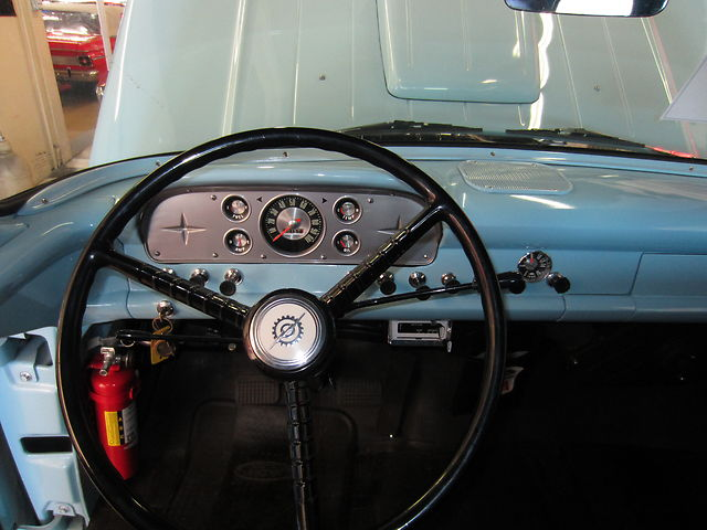 57-60 F-100 Panel Owners 2011