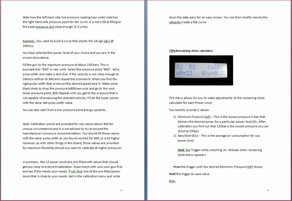 Heliboard pour Daystate Airwolf: une carte de puissance programmable 21-2210