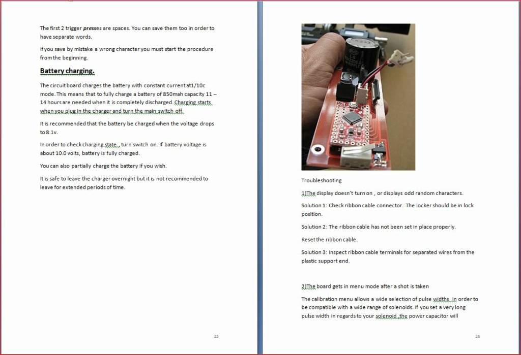 Heliboard pour Daystate Airwolf: une carte de puissance programmable 25-2610