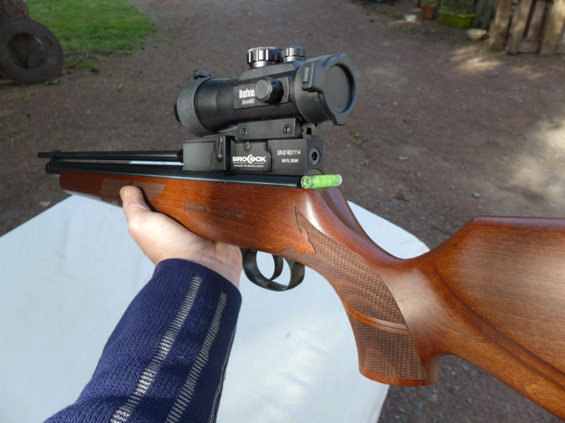 Brocock Concept s6 4,5mm de 25 caractères minimum P1050414