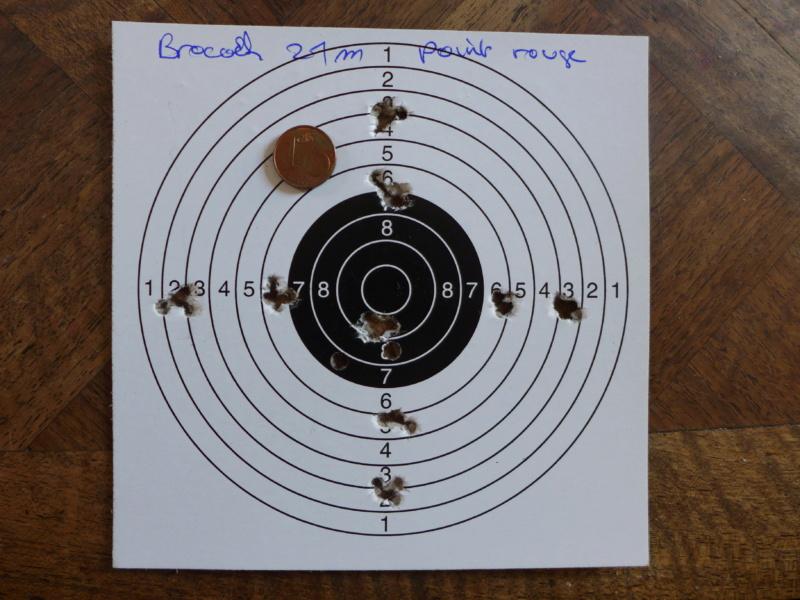 Brocock Concept s6 4,5mm de 25 caractères minimum P1050429