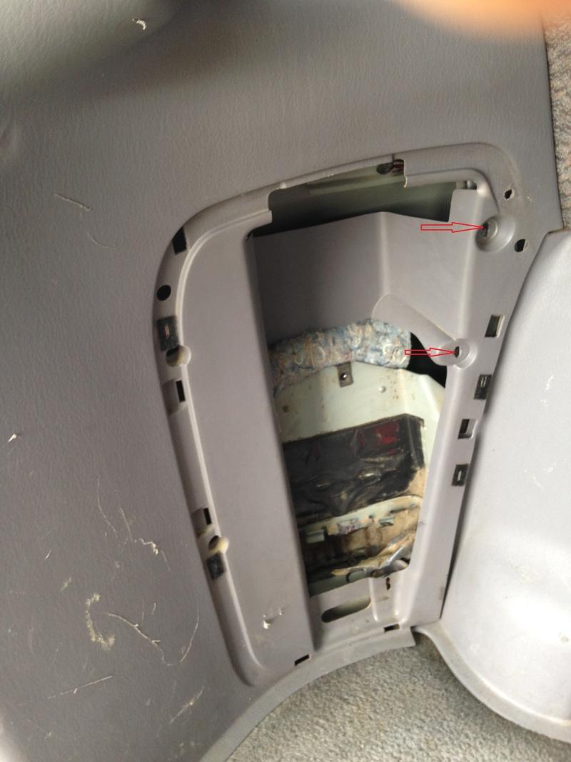 changement moteur vitre arriere laterale gauche ... 312