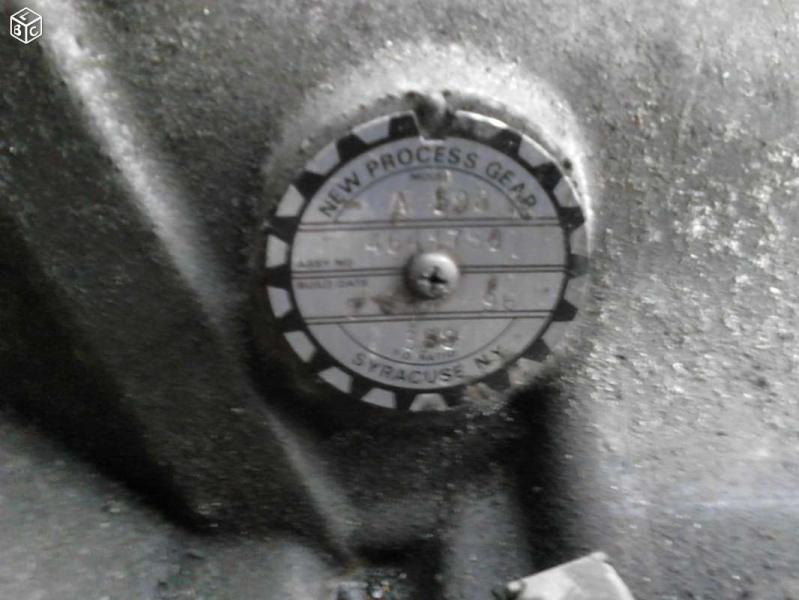 embrayage et volant moteur  94a02410
