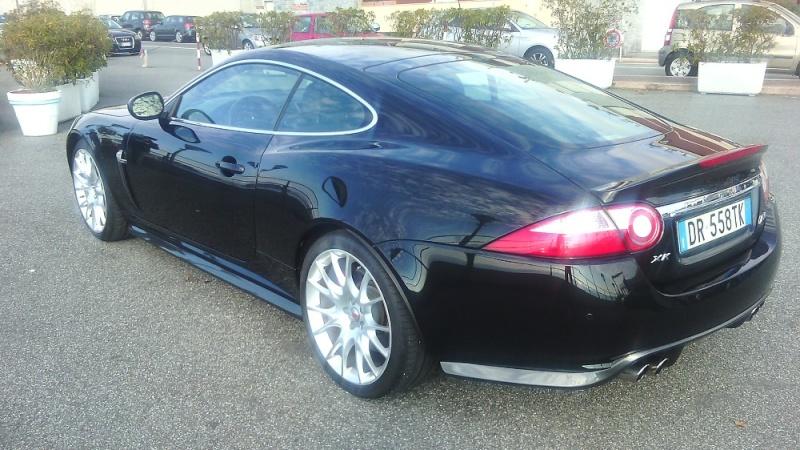 Flavia e Angelo Vs Jaguar XKR-S 2008 Limited Edition Img_2023