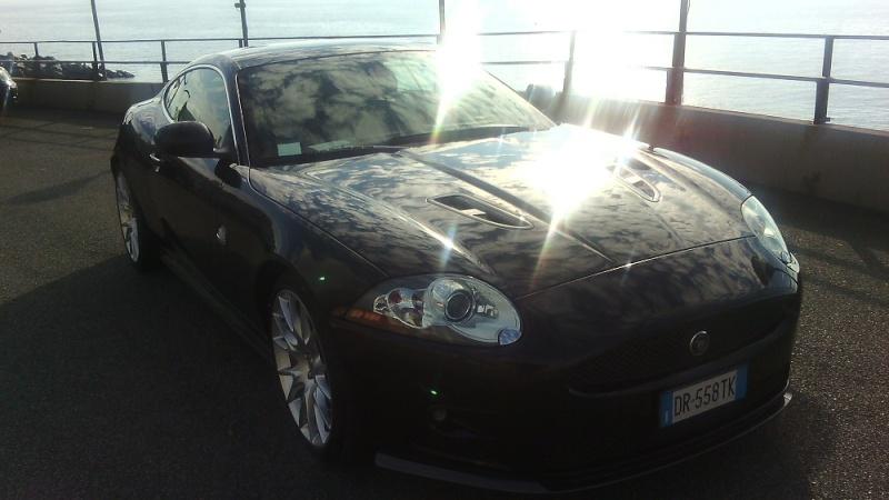Flavia e Angelo Vs Jaguar XKR-S 2008 Limited Edition Img_2027