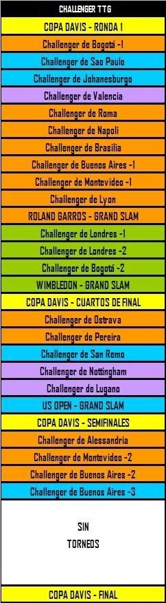 CALENDARIO CHALLENGER Challe10
