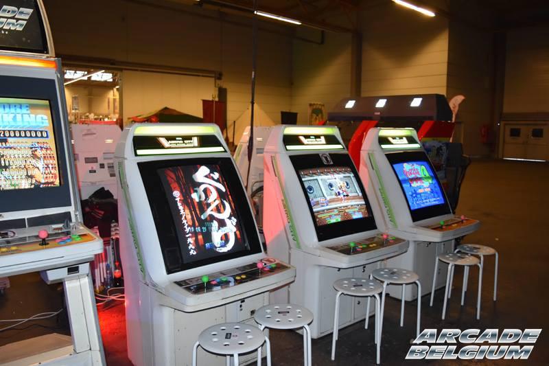 Games arcade kasten Facts Gent 2016 Facts11