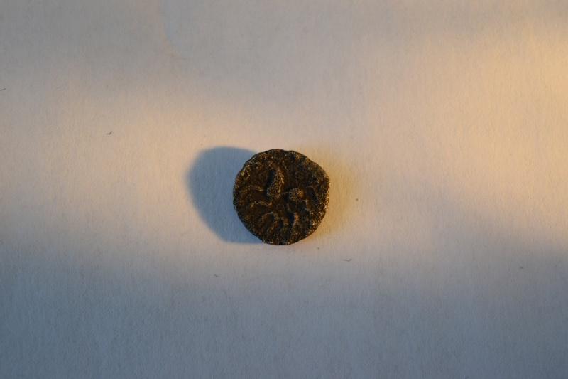Romaine ? Non ! Bronze Viricius pour les Bellovaques, PAGUS CASTULUGI Dsc_0610