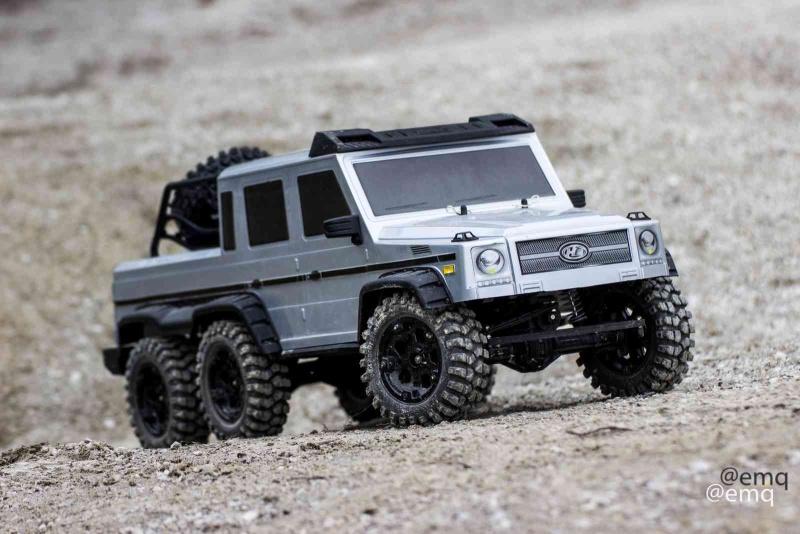 HG p601 6x6 custom  Abar_812