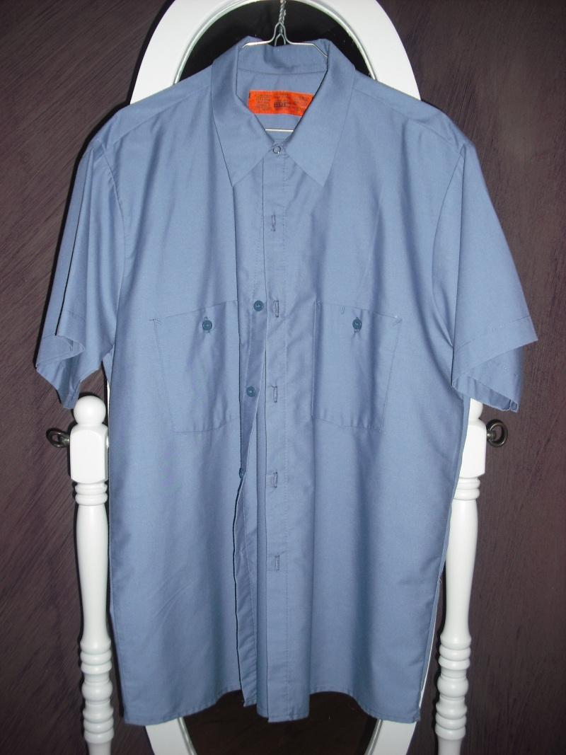 vends chemise old school et biker  00112