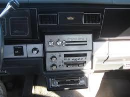 1986 Caprice silver radio bezel Untitl13