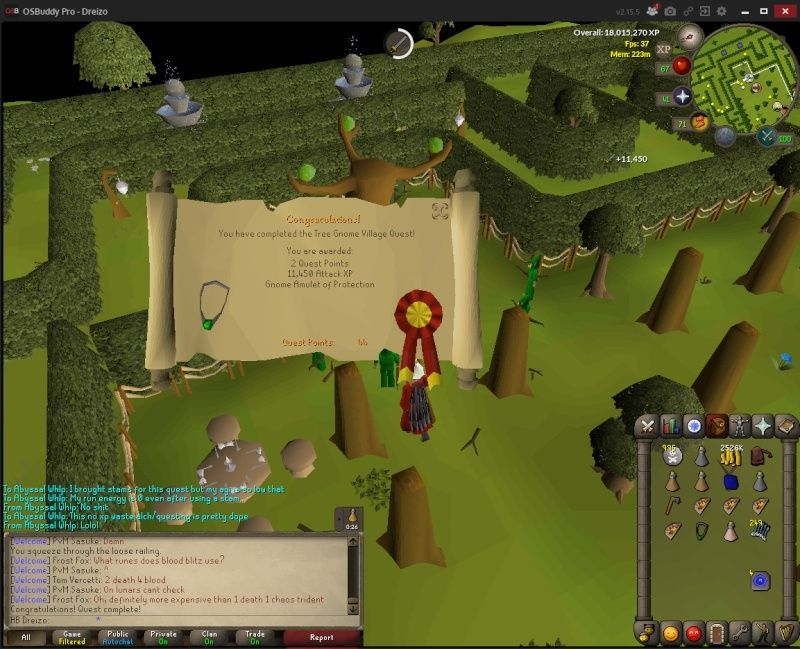 Dreizo - Road to Completionist Quest_12