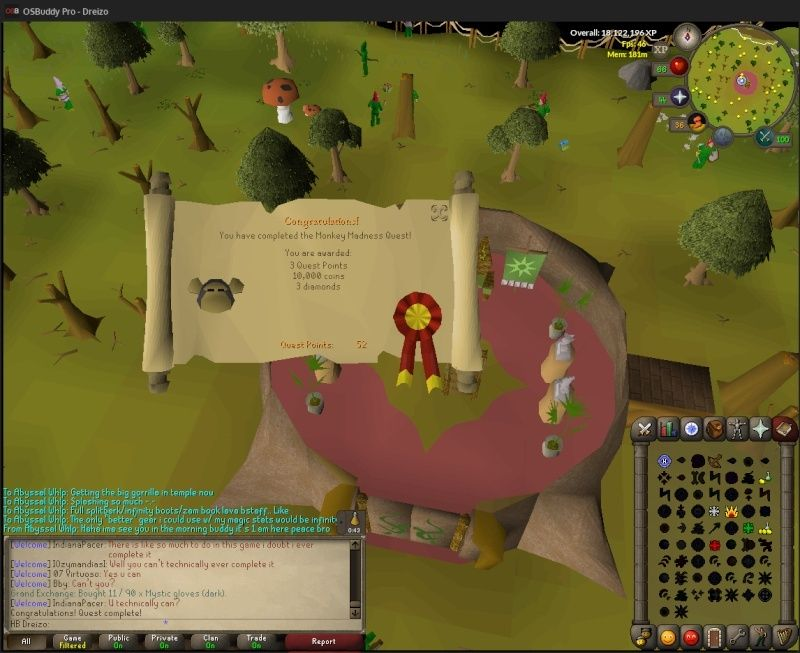 Dreizo - Road to Completionist Quest_13