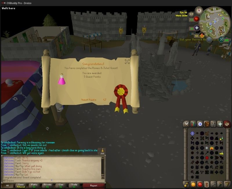 Dreizo - Road to Completionist Quest_18