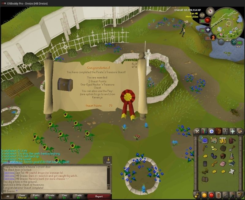 Dreizo - Road to Completionist Quest_21