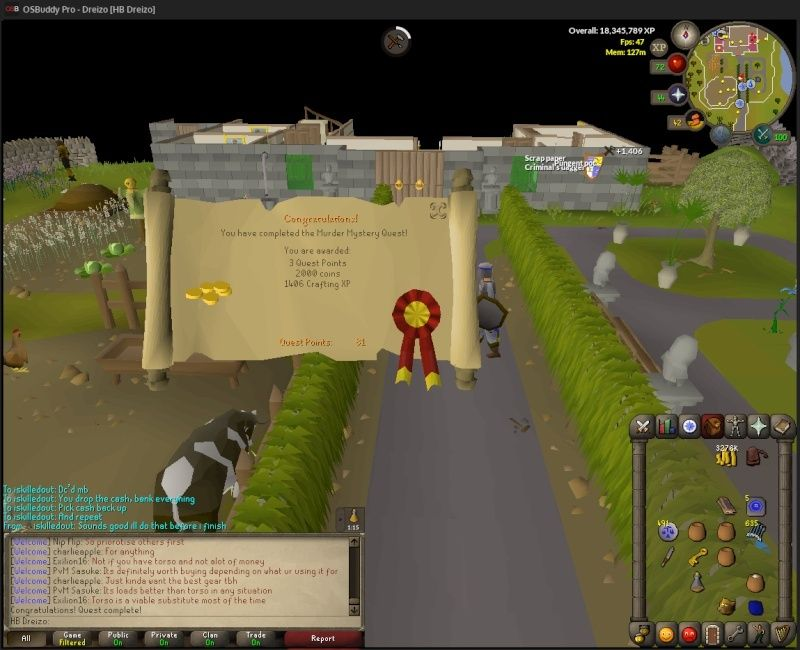 Dreizo - Road to Completionist Quest_22