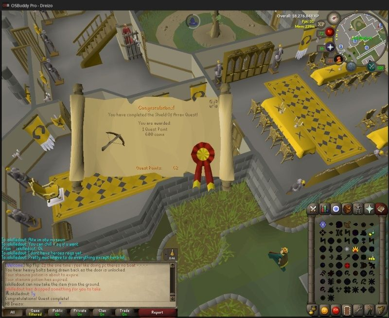 Dreizo - Road to Completionist Quest_23