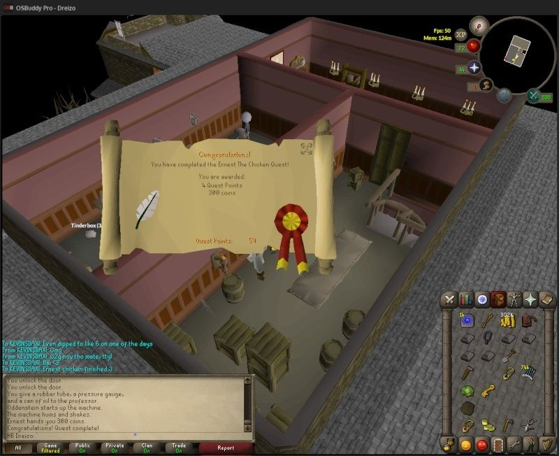 Dreizo - Road to Completionist Quest_24